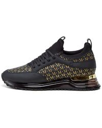 Mallet - Archway 2 Trainers - Gas Midnight / Mono Gold - Lyst