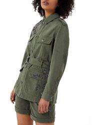 Liu Jo Coats Military - Green
