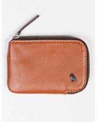 Bellroy Card Pocket - Caramel - Brown