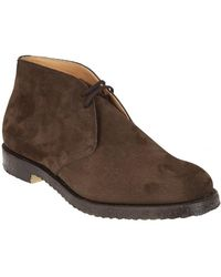 Church's - Boots In Brown - Lyst