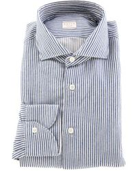 Xacus Shirt In Blue