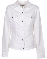 Michael Kors Coats White