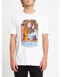 Volcom | Loeffler T-shirt | White