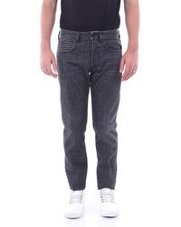 People Jeans Skinny - Black