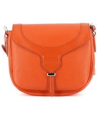 Tod's New Joy Crossbody Mini - Orange