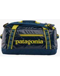 Patagonia Black Hole 55l Duffel Bag - Blue