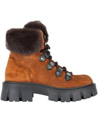 Ermanno Scervino Boots - Brown