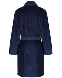 Ted Baker Dawlish Navy Dressing Gown - Blue