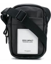 Maison Margiela S55wg0110p3532t8013 Leather Messenger Bag - Black