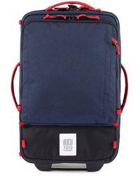 Topo Travel Bag Roller 44l Backpack Navy/navy - Blue