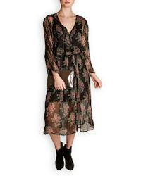 Swildens Vanda Floral Dress - Multicolour