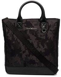 Emporio Armani Handbag Y4n134y018e 85149 - Black