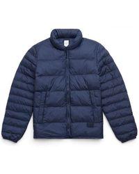 Herschel Supply Co. Featherless High Fill Jacket - Peacock - Blue