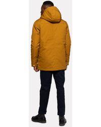 RVLT Revolution | 7246 Parka Jackets Evergreen | - Brown