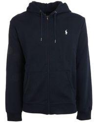 Ralph Lauren Men's 710652313008 Blue Polyester Sweatshirt