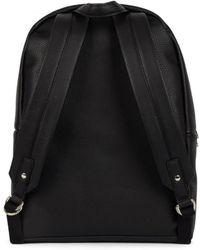 Calvin Klein Pebble Essential Campus Backpack Black
