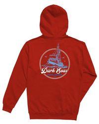 Dark Seas Livelihood Sweat - Red
