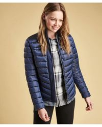 Barbour - Vartersay Quilted Jacket - Lyst