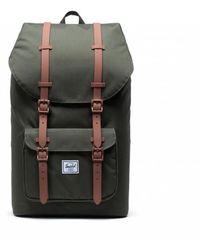 Herschel Supply Co. Little America Backpack - Dark Olive - Green