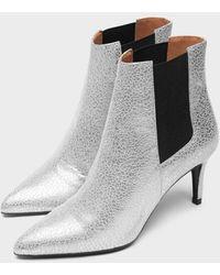 Twist & Tango Lyon Boots - Metallic