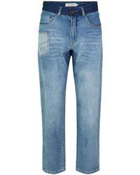 Munthe Reeta Jeans - Sustainable - Blue