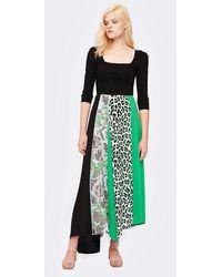 Diane von Furstenberg Dvf Beverly Skirt - Black