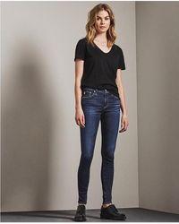 AG Jeans - Farah High Rise Skinny - Lyst