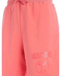 Moschino Short Pant - Purple