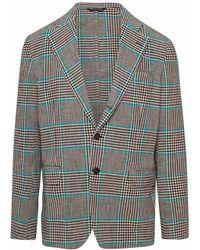 Brian Dales Cotton Sweatshirt - Brown