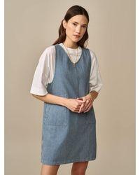 Bellerose Ventie Dress - Blue