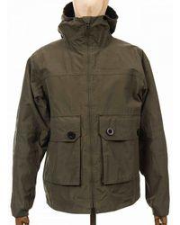 Didriksons Didriksons Stellan Usx Jacket - Dusty Olive Colour: Dusty Olive - Green
