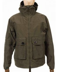 Didriksons Stellan Usx Jacket - Dusty Olive Colour: Dusty Olive - Green