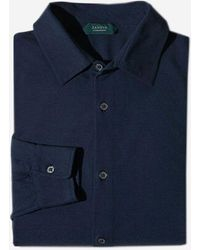 Slowear Shirts - Blue