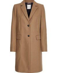 Tommy Hilfiger Classic Jacket Khaki Ladies Ww0ww32761 Gw8 - Brown