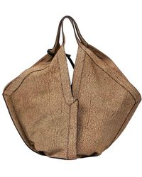 Borbonese Augusta Medium Bag - Brown