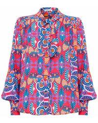 Paolita Castalia Patti Shirt - Multicolour