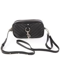 Rebecca Minkoff Camera Belt Bag Black