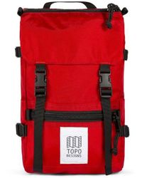 Topo Rover Pack Mini 10l Backpack Red/red