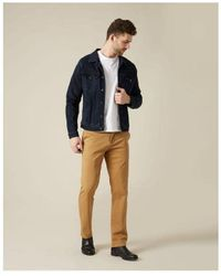7 For All Mankind Slimmy Chino Lux Perf Sateen - Multicolour