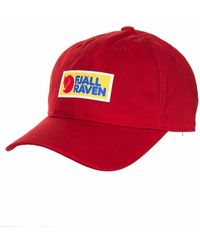 Fjallraven Fjallraven Greenland Og Cap - Red
