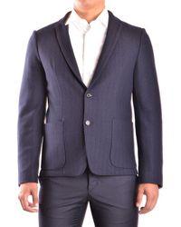 CoSTUME NATIONAL Jacket Pt2402 - Blue
