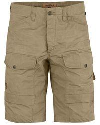Fjallraven Fjallraven Shorts No. 5 Sand - Brown