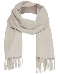 Part Two Cita Grey Scarf - Gray