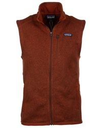 Patagonia Red Sweater Vest