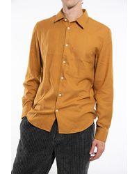 Delikatessen Shirt / Feel Good / Curry - Yellow