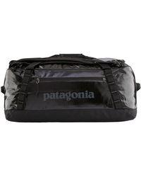 Patagonia Black Hole Duffel Bag 55l Black