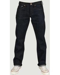 The Unbranded Brand Jean Ub322 11 Oz Indigo - Purple