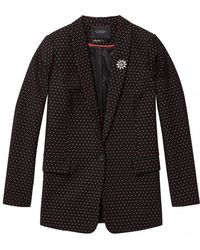 Maison Scotch - Tailored Blazer - Lyst