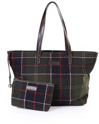Barbour Witford Tote Bag - Green
