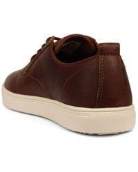 CLAE Ellington Sp Oiled Leather Shoe Tan - Brown